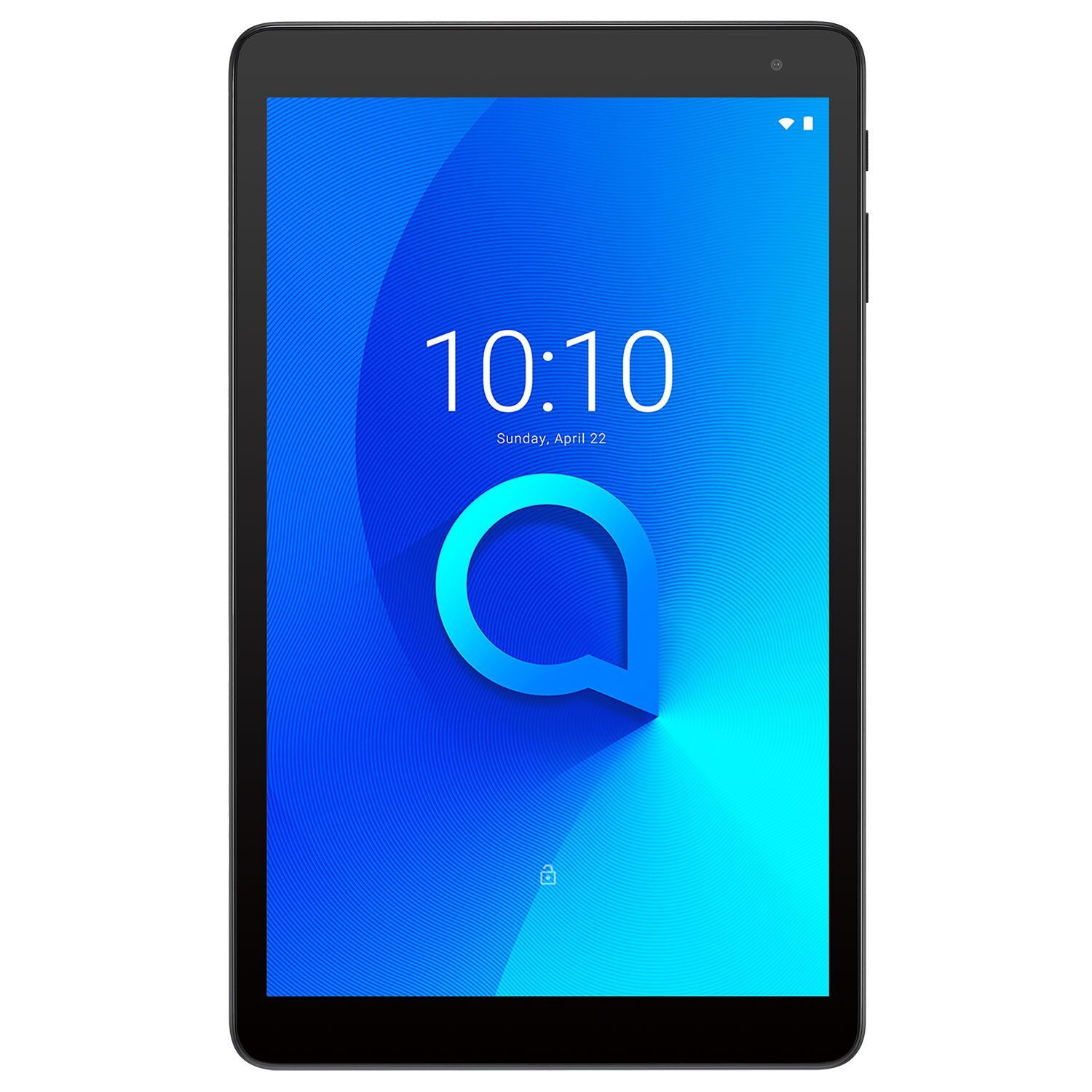 "Alcatel 8082 1T 16GB ROM & 1GB RAM 10"" Tablet Premium Black"