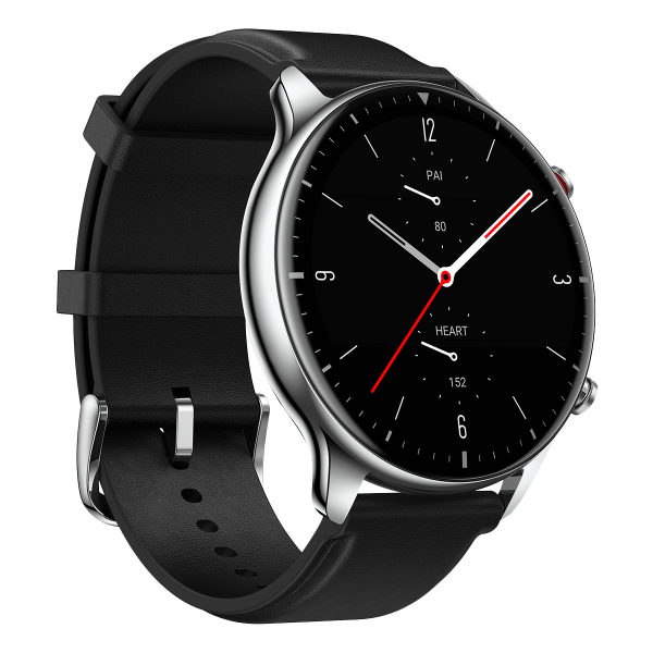 Amazfit GTR 2 Classic Version Black By Huami Smartwatch (Global Version)