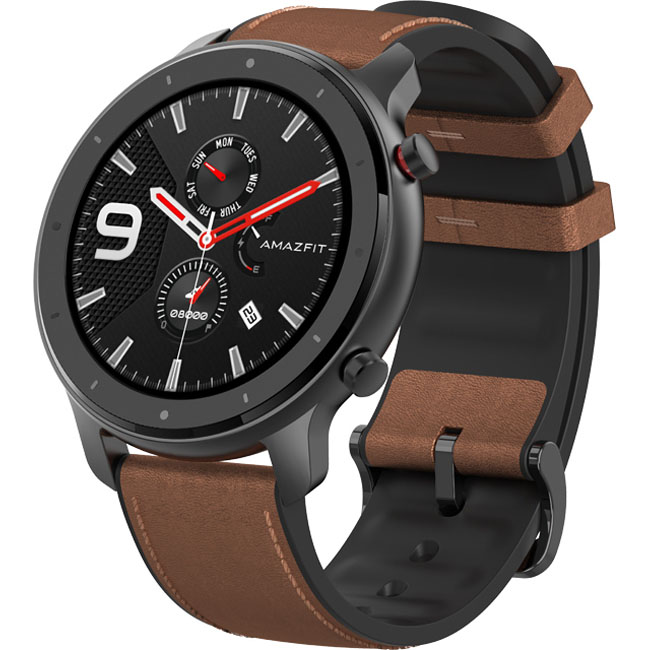 Amazfit (A1902) GTR (47mm) Aluminium Alloy By Huami Smartwatch (Global Version)