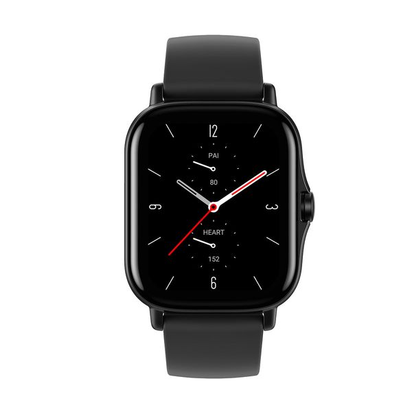 Amazfit GTS 2 Midnight Black By Huami Smartwatch (Global Version)