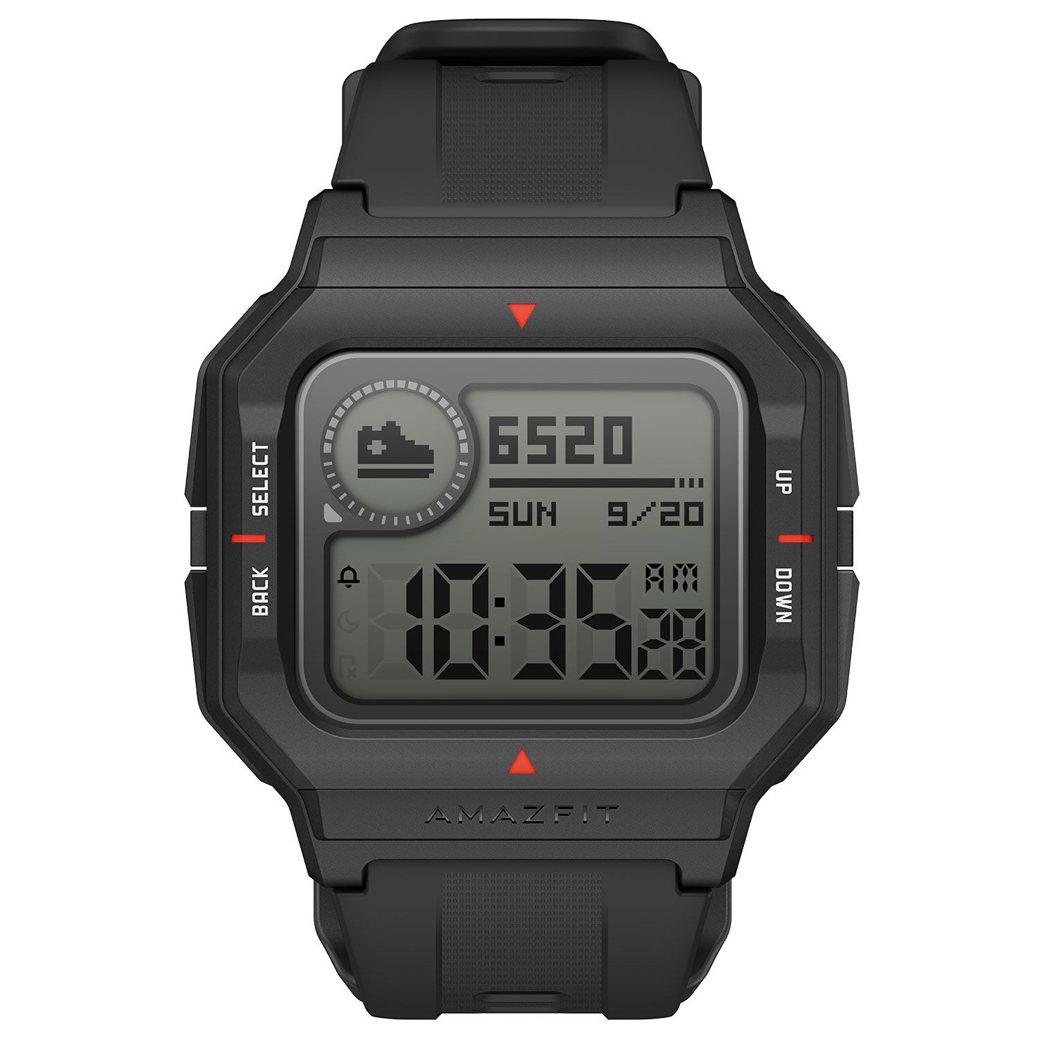 Amazfit Neon Black By Huami (Global Version)