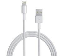 Apple (MD819ZM/A) Lighting to USB Data & Charge Cable 2m για iPhone, iPod & iPad (Retail Box)