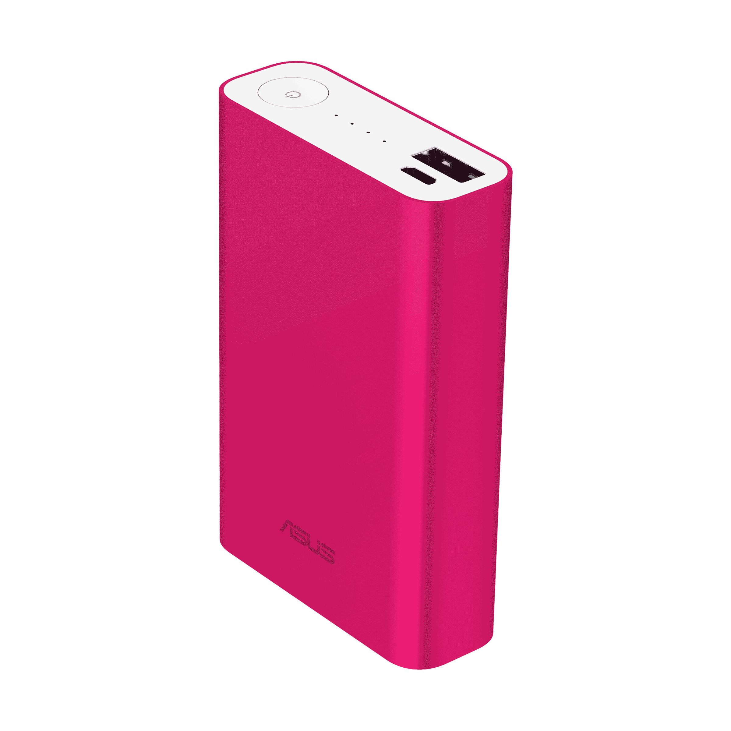 Asus ZenPower Power Bank 10050mAh USB @ 2.4A Pink | Lightweight and Powerful | Credit Card Size