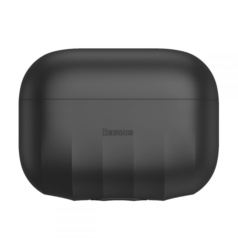 Baseus Full Protective Silicone Case Black για τα Apple Airpods Pro