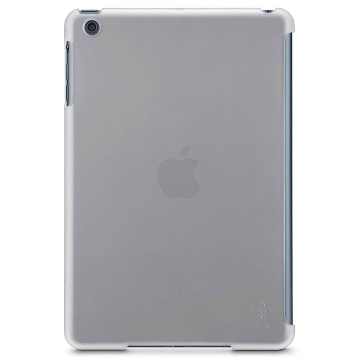 Belkin F7N019vfC01 Shield Sheer Matte Slim Cover Frost για iPad Mini 1,2,3 (συμβατή με το Apple Smart Cover)