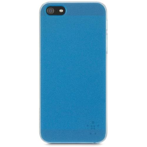 Belkin Micra Jewel Hard Cover Case για iPhone 5 / 5S / SE (F8W300vfC01) Blue