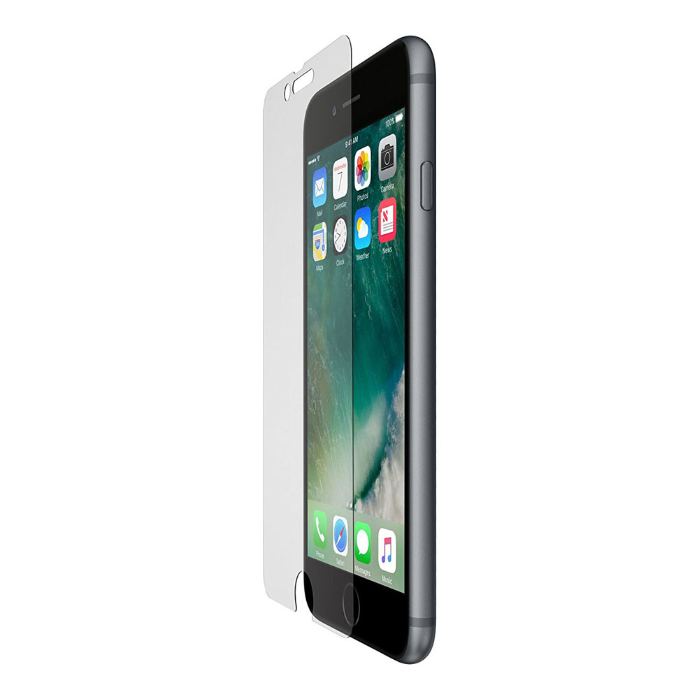 "Belkin ScreenForce InvisiGlass Ultra Screen Protection για iPhone 6/6s/7 & 8 Plus (5.5"") (F8W813vf) (Case Friendly)"