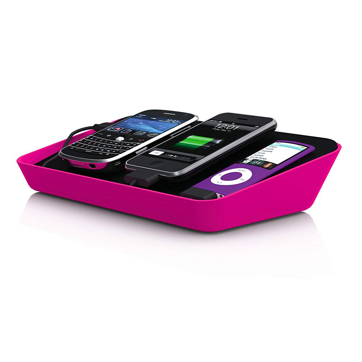 Bluelounge Refresh Multi-Port Charging Station (Smartphones, Tablets, PDA, GPS, MP3 Player & Game Consoles)