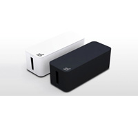 Bluelounge CableBox Cable Management Black (Τακτοποίηση Καλωδίων)