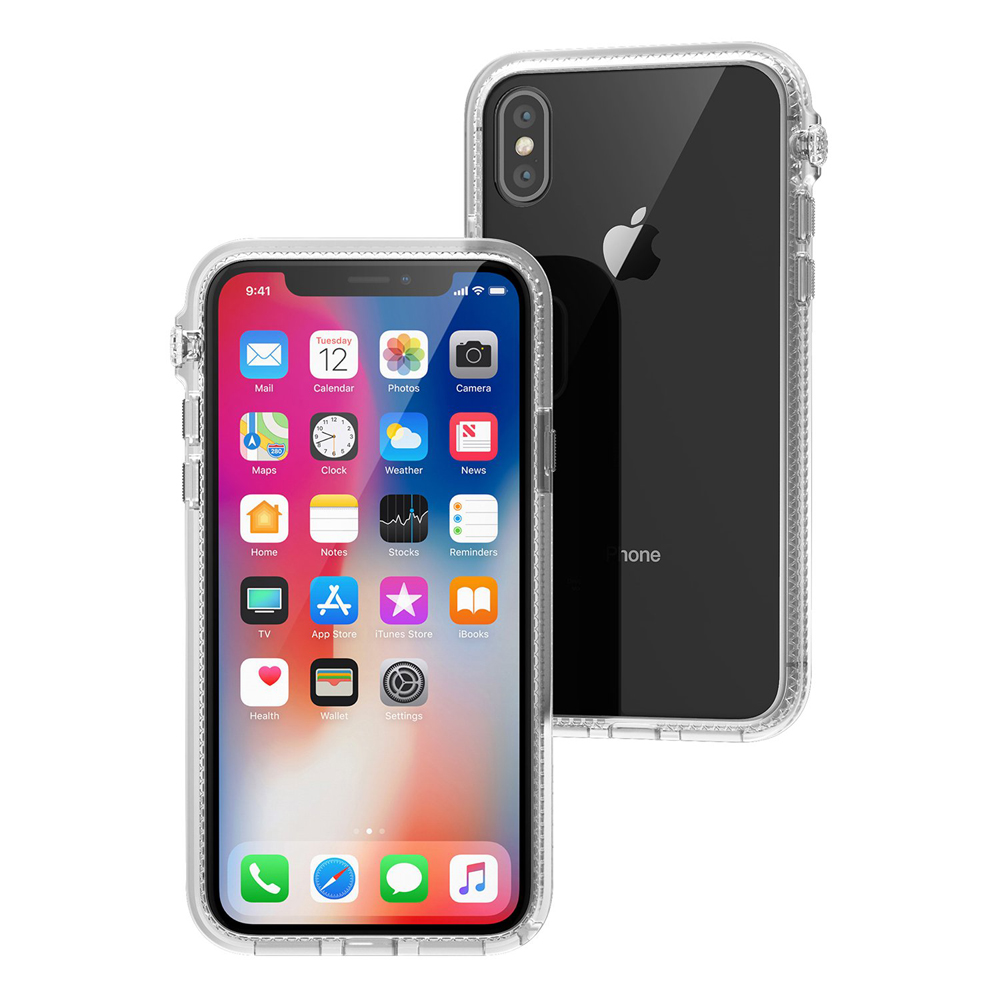 "Catalyst Impact Protection Case για iPhone X (5.8"") Clear"