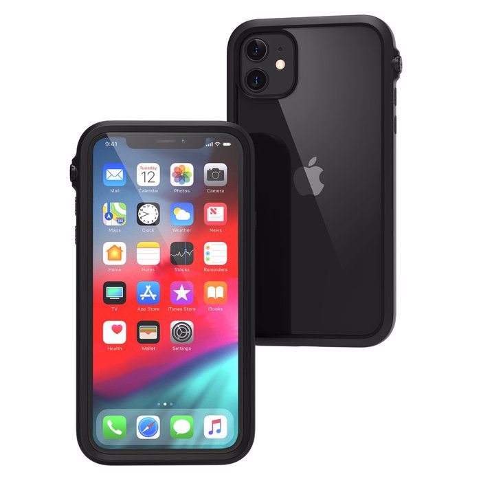 Catalyst Impact Protection Case για Apple iPhone 11 Stealth Black