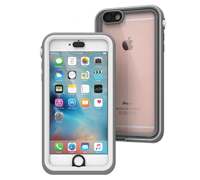 "Catalyst Case With TouchID WaterProof (5m), DirtProof (6x), SnowProof, ShockProof (2m) White για iPhone 6 / 6S (4.7"")"