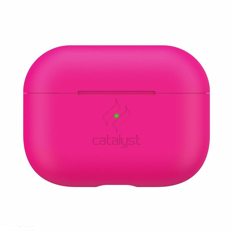 Catalyst Slim Silicone Case Neon Pink για τα Apple Airpods Pro