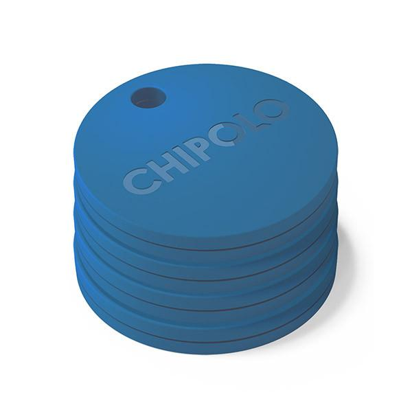Chipolo Plus @ 100db (Blue) Tag it. Find it. Bluetooth Alarm System: iOS & Android συναγερμός απόστασης αντικειμένων!!!