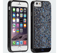 "Case Mate Brilliance Case With Genuine Crystal & Leather για iPhone 6 / 6S (4.7"") CM031451"