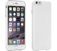 "Case Mate Barely There Case για iPhone 6 Plus / 6S Plus (5.5"") White CM031799"