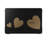 Samsung Original Flip Cover Case για Galaxy Note Pro (Tab Pro) T9000 Black By Moschino EF-EP900BGE