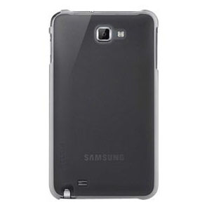 Belkin Polycarbonate Case για Samsung Galaxy Note Clear (F8M315cwC00)