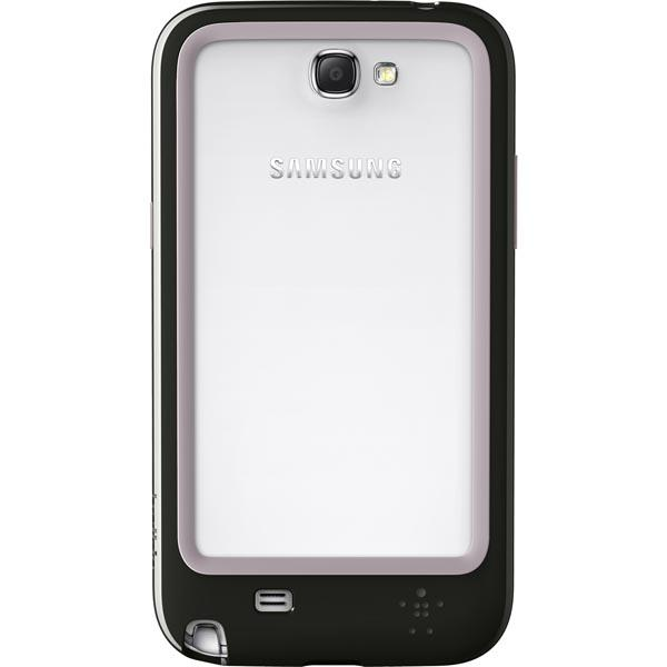 Belkin Protective Silicone Case with Impact-Resistant Frame για Samsung Galaxy Note 2 (F8M509vfC00)