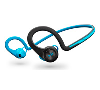 Plantronics BackBeat Fit Stereo Bluetooth Headphones by P2i (200450-01) Blue