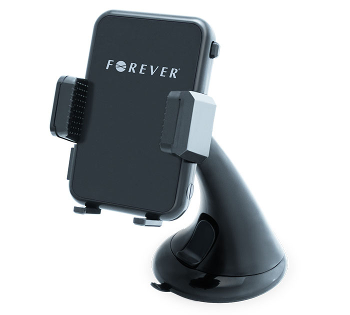 Forever CH-290 Universal Car Holder για Κινητά, Smartphones, MP3/MP4 Player, PDA, PNA, iPhone ή iPod