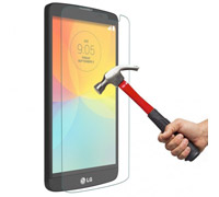 Forever Tempered Glass Screen Protector για LG D290N/D295N L Fino