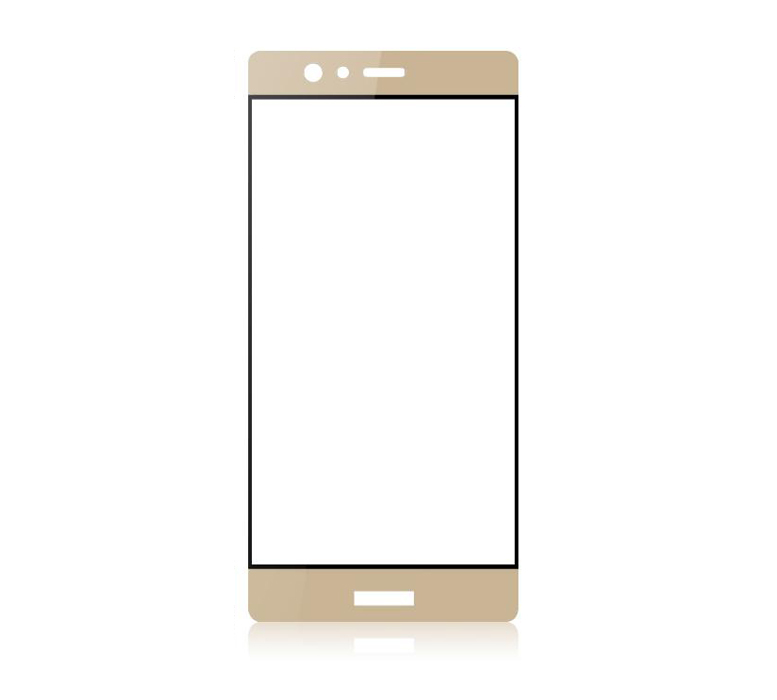 Forever Premium 3D Tempered Full Glass Protector για Huawei P9 Lite Gold