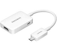 Samsung MHL microUSB to HDMI Adapter ET-H10FAUWEGWW (Samsung GT-i9500/GT-i9505 Galaxy S4)