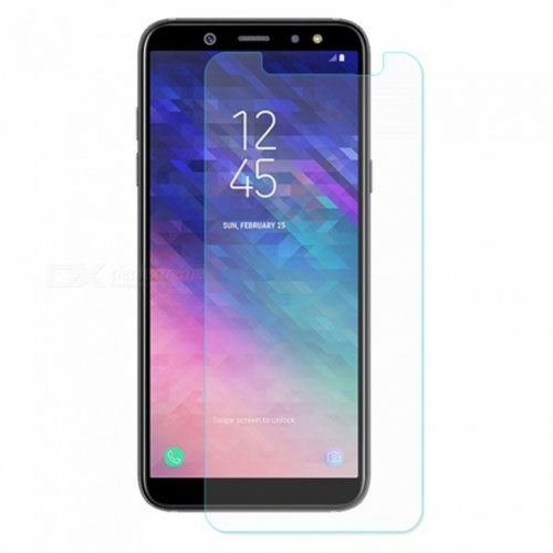 Soultronic Tempered Glass Screen Protector για Samsung SM-A605 Galaxy A6+ (Plus) (2018)