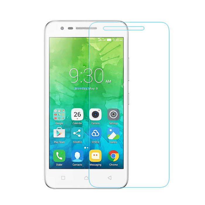 Soultronic Tempered Glass Screen Protector για Lenovo C2 (k10a40)