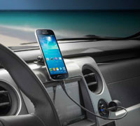 Scosche MagicMount Dash: Magnetic Mount για Κινητά, Smartphones, Tablets, MP3, GPS κ.λπ.