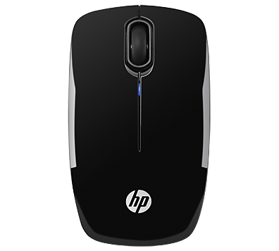 HP Z3200 Wireless Optical Mobile Mouse Black J0E44AA (Ασύρματο οπτικό ποντίκι)
