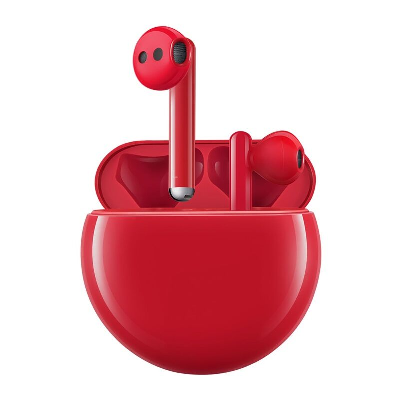 Huawei Freebuds 3 Bluetooth Handsfree Red