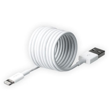 CviLux iSyncCable Lightning Data/Charge Cable για iPhone 5/5c/5s/6/6 Plus/6s/6s Plus (Lightning καλώδιο φόρτισης & σύνδεσης)