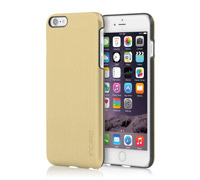 "Incipio Feather Shine Case για Apple iPhone 6 Plus / 6S Plus (5.5"") Gold (IPH-1194-GLD)"