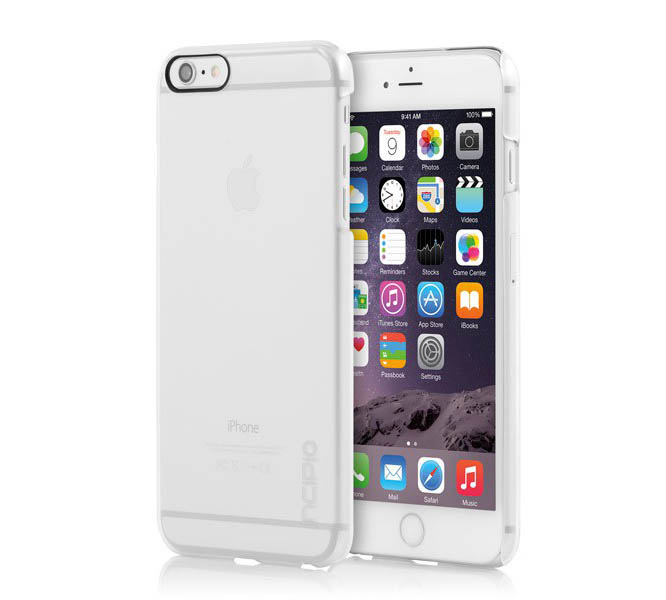 "Incipio Feather Ultra Thin Case για Apple iPhone 6 Plus / 6S Plus (5.5"") Clear (IPH-1361-CLR)"