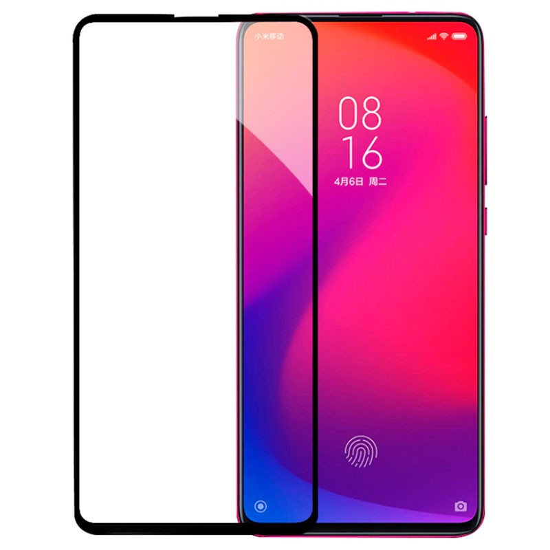 Inos Tempered Glass Full Face Screen Protector για Xiaomi Mi 9T, Mi 9T Pro, K20 & K20 Pro