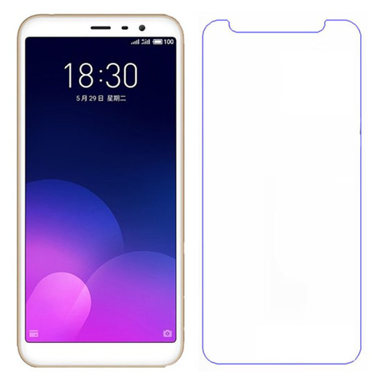 Inos Tempered Glass Screen Protector για Meizu M6T