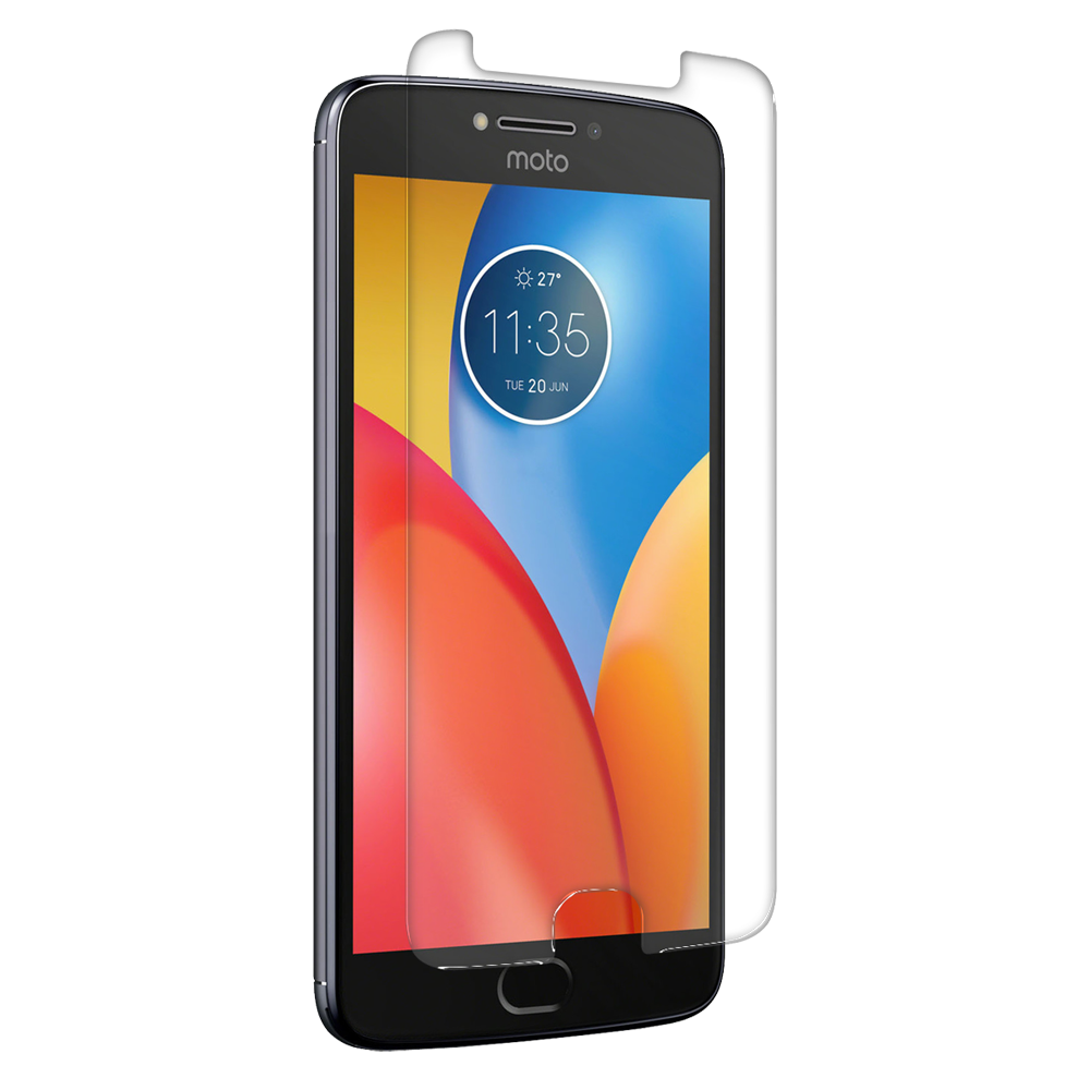 Inos Tempered Glass Screen Protector για Lenovo Moto E4 Plus Single & Dual Sim