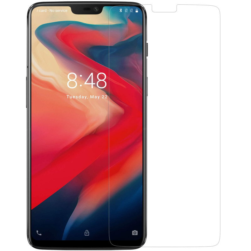 Inos Tempered Glass Screen Protector για Oneplus 6 (Case Friendly)