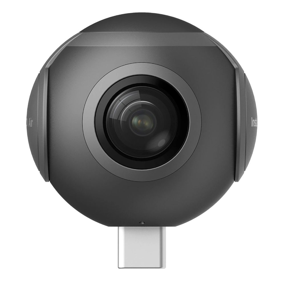 Insta360 Air Action Camera για Android με micro-USB θύρα, laptop και Η/Υ