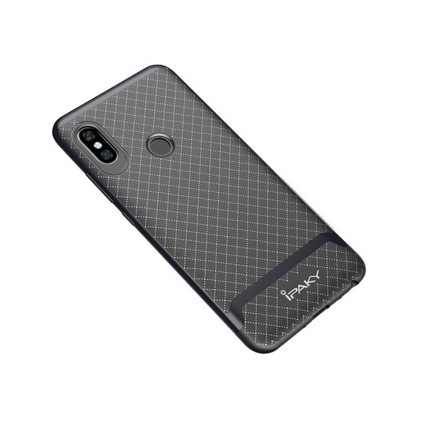 iPaky Bumblebee Neo Hybrid Case για Xiaomi Redmi Note 5 / Note 5 Pro Grey