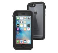 "Catalyst Case With TouchID WaterProof (5m), DirtProof (6x), SnowProof, ShockProof (2m) Black για iPhone 6 / 6S (4.7"")"