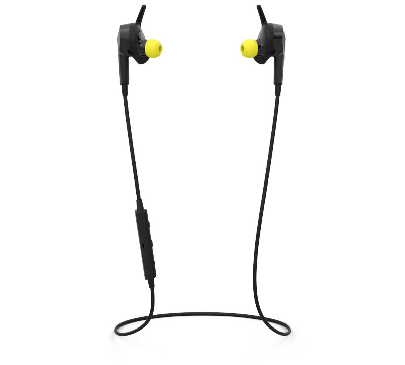 Jabra Sport Pulse Wireless In-ear Earbuds for Training + Heart Rate Monitor + Dolby Sound + Training App + Multipoint