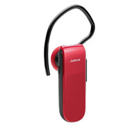 Jabra 04/N Classic Multipoint Bluetooth Headset Red
