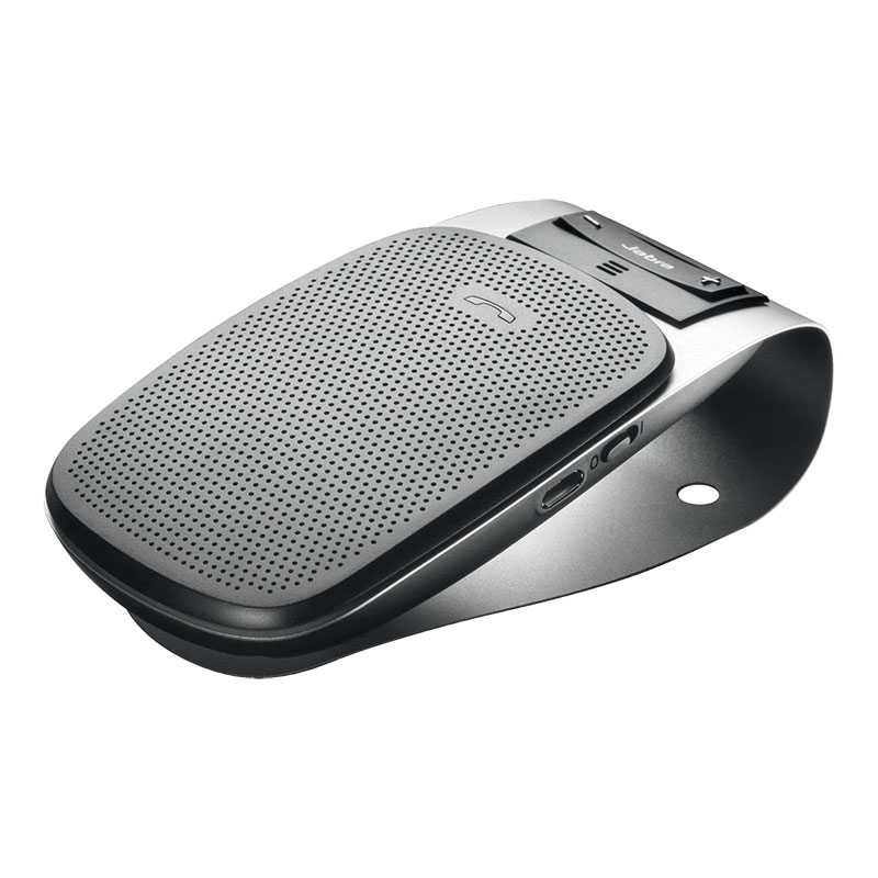 Jabra Drive Multipoint Bluetooth Car Kit Speakerphone Black/Silver