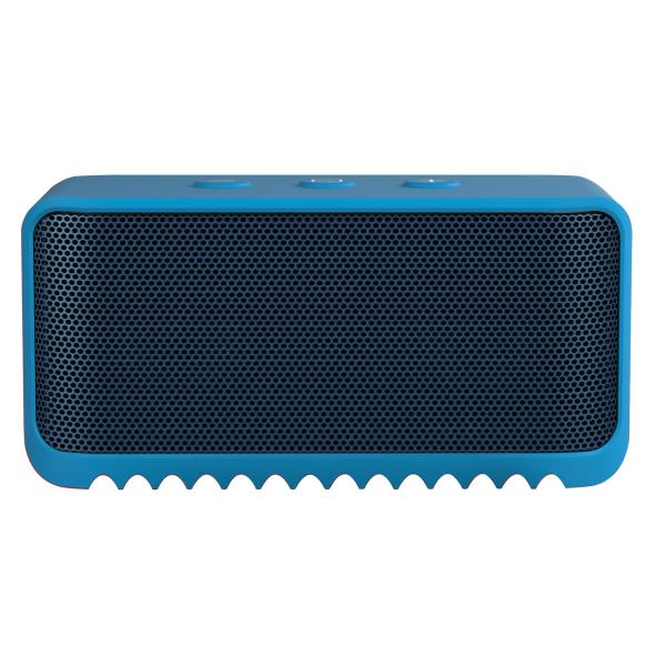 "Jabra Solemate Mini ""Big Sound Pocket Size"" Blue: Bluetooth Ηχείο & Ανοιχτή συνομιλία για κλήσεις + Dolby Digital Plus"
