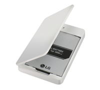 LG BCK-4810 (Battery Charger + Battery (3000mAh) + Battery Case) για LG H815 G4 White (Blister)