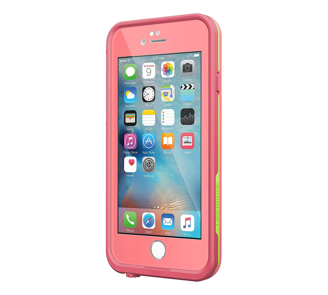 "LifeProof Fre WaterProof, DirtProof, SnowProof, ShockProof Case Sunset Pink για iPhone 6 / 6S (4.7"") 77-52567"