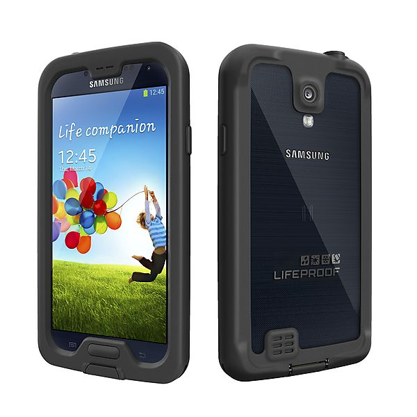 LifeProof Fre WaterProof, DirtProof, SnowProof, ShockProof Case Black για Samsung S4 GT-i9500/i9505 (1804-01) (OFF2)